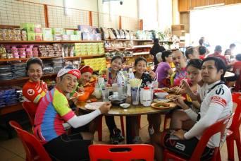Famous duck noodle at Bidor - Photo credit Kental FC