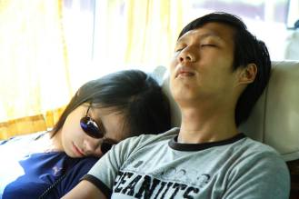 Semua bonk 99 in the bus - Photo credit Fendy