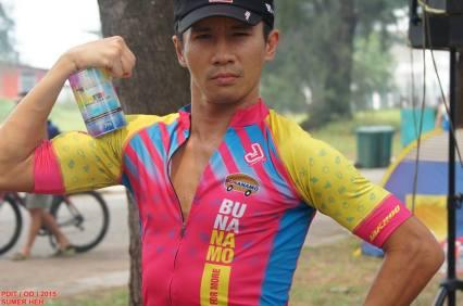 Bunanamo super popular jersey by Jakroo, designed by Joe Woon - Photo credit Chen Hong Bin