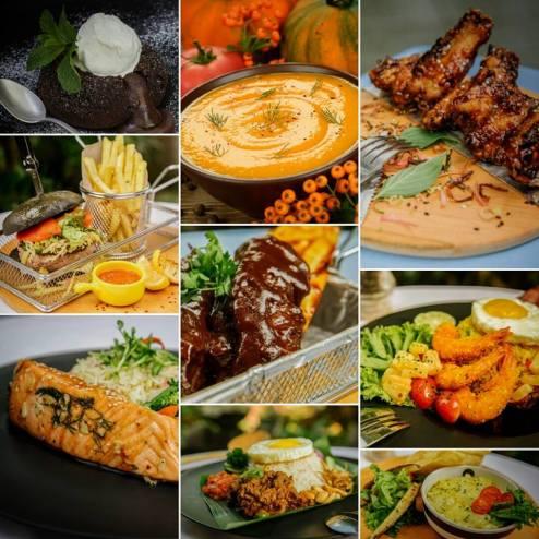 Fusion food at Tavern Kitchen and Bar - Photo credit Tavern Kitchen & Bar