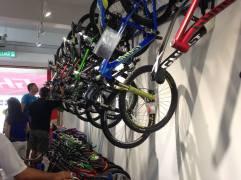 Meng Thai selling road bikes, mountain bikes, family bikes - Photo credit Meng Thai