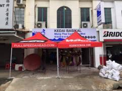 New Meng Thai bike shop opened at Kota Kemuning Shah Alam - photo credit Meng Thai