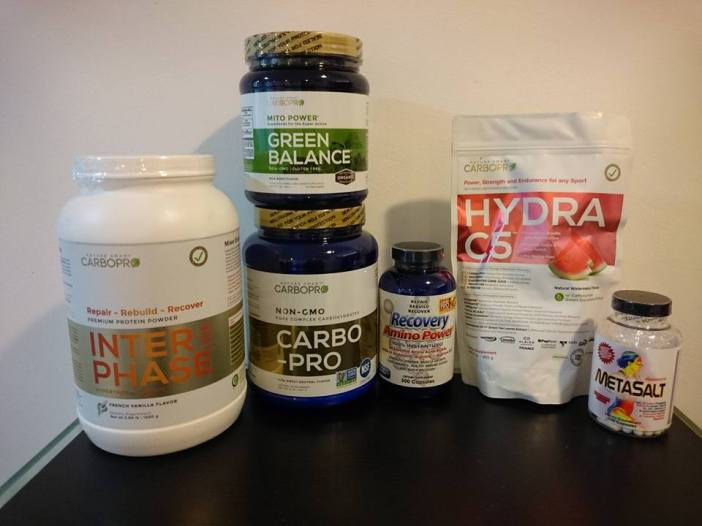 Range of CarboPro products brought into Malaysia