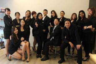 The staffs of Premier Clinic - Photo credit Premier Clinic